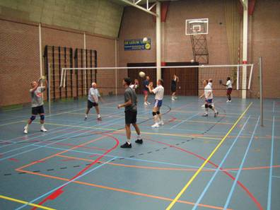 Volleybal heren